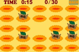 Screenshot of Mole Game Advanced