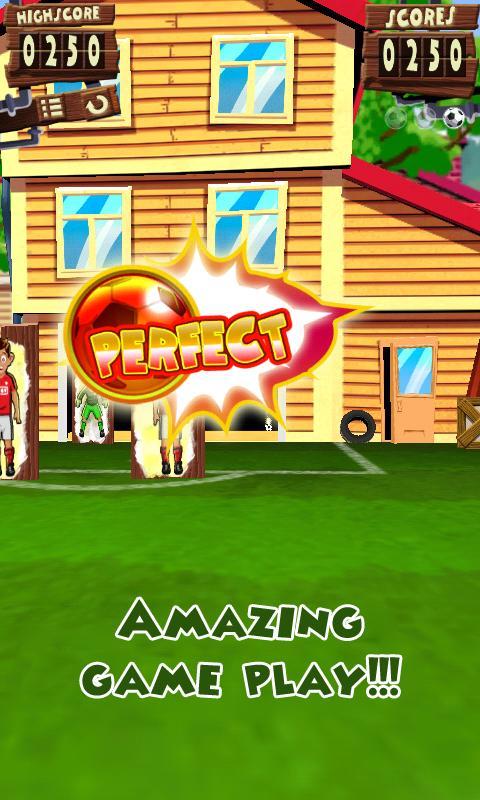 Soccer Shoot HD- screenshot