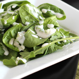 Green Onion Salad Dressing.