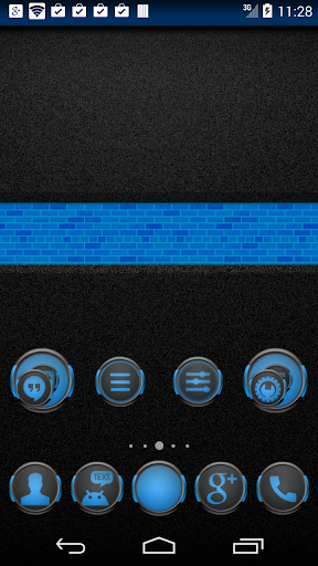 The BlueZ Icons and Wallpaper
