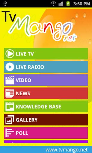 Tvmango ทีวีแมงโก้