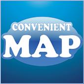 ConvenientWorldMap3D