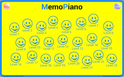 MemoPiano