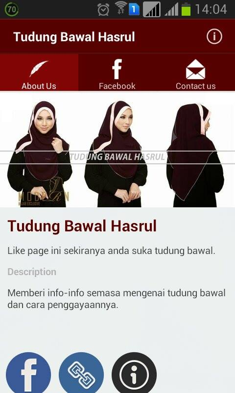 Tudung Bawal Hasrul - Android Apps on Google Play