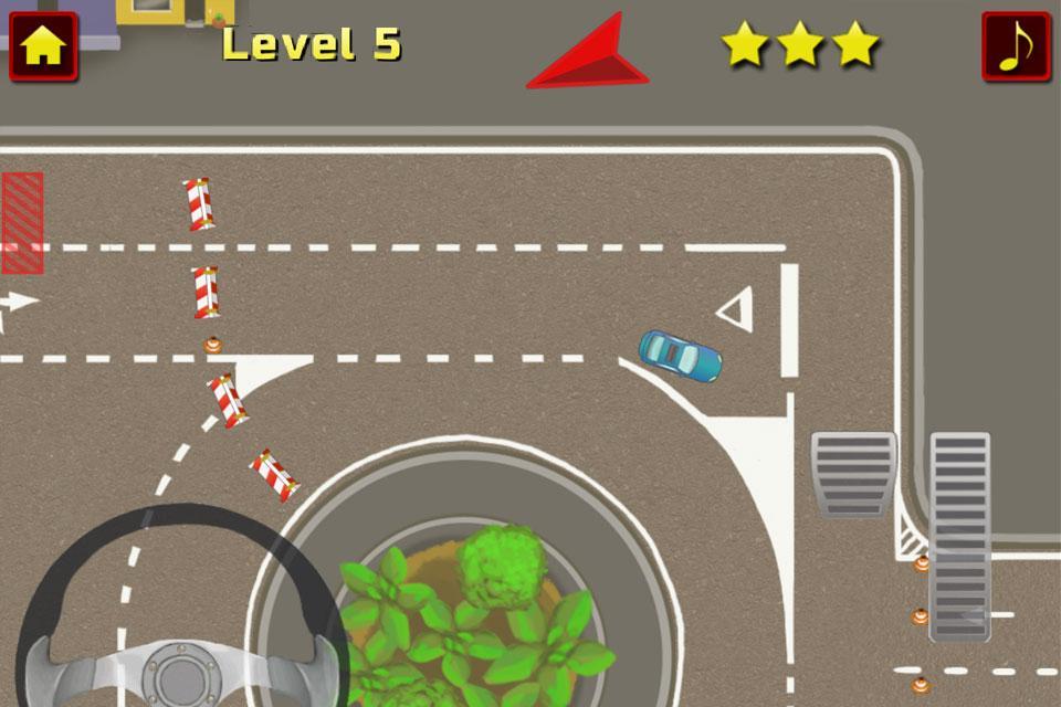 juegos de aparcar un coche: