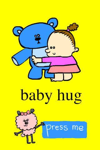 Polly Poodle BABY FLASHCARDS- screenshot