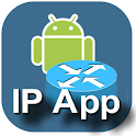 IP App: The IPv4 calculator logo