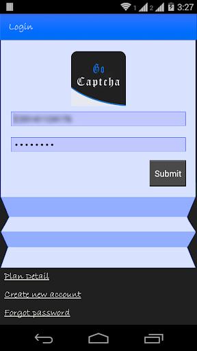 Go Captcha