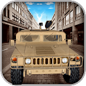 Gunship Car Race - Rivals icon