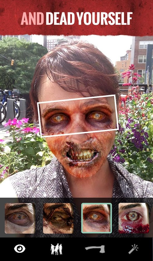 The Walking Dead Dead Yourself - screenshot