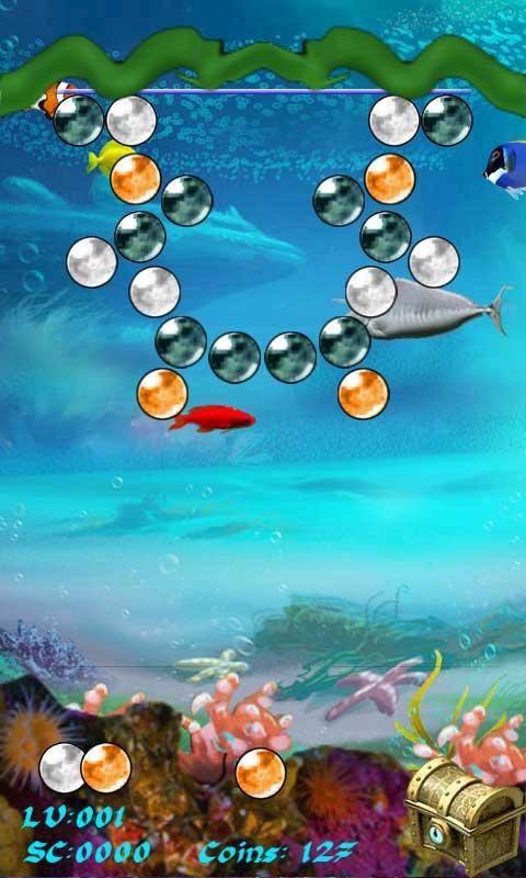 Super Bubble Shooting pro - screenshot