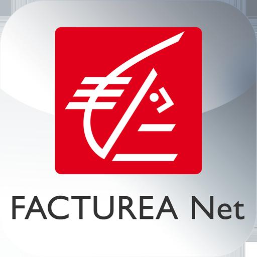 FACTUREA Net Icon