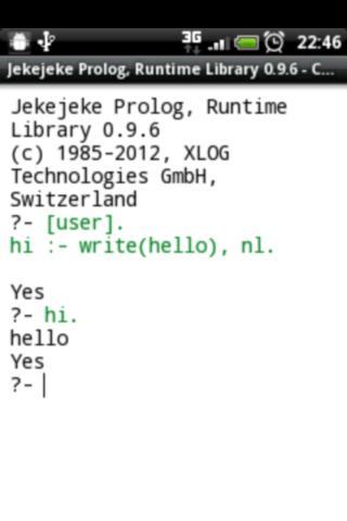 Jekejeke Prolog Runtime