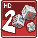 2 Player Dice HD - Dual Play icon