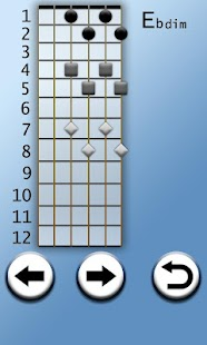 Learn Advanced Guitar Chords- screenshot thumbnail