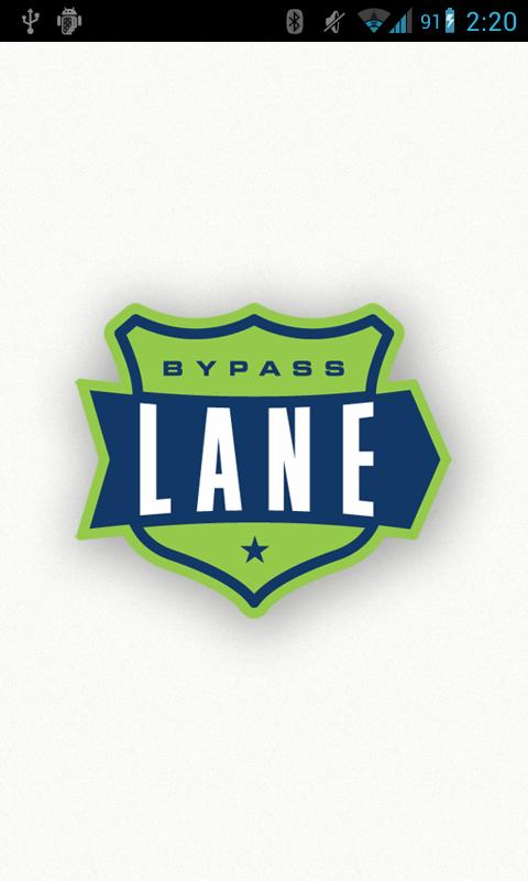 Bypass Lane- screenshot