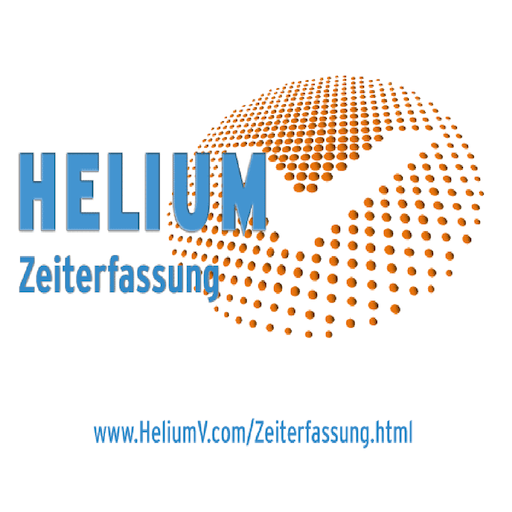 HeliumV Zeiterfassung 商業 LOGO-玩APPs