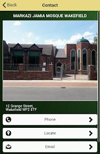 Markazi Jamia Mosque Wakefield screenshot 4