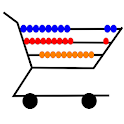 Budget-Shopping Calculator Pro icon