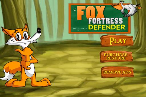 Fox Fortress Defender