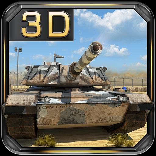 主战坦克3D停车 - Battle Tank Parking 冒險 App LOGO-硬是要APP