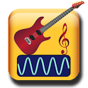Guitar Music Analyzer Free logo