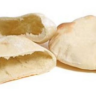 Roast Chicken Pita Pockets