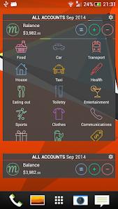 Monefy - Money Manager v1.5.7