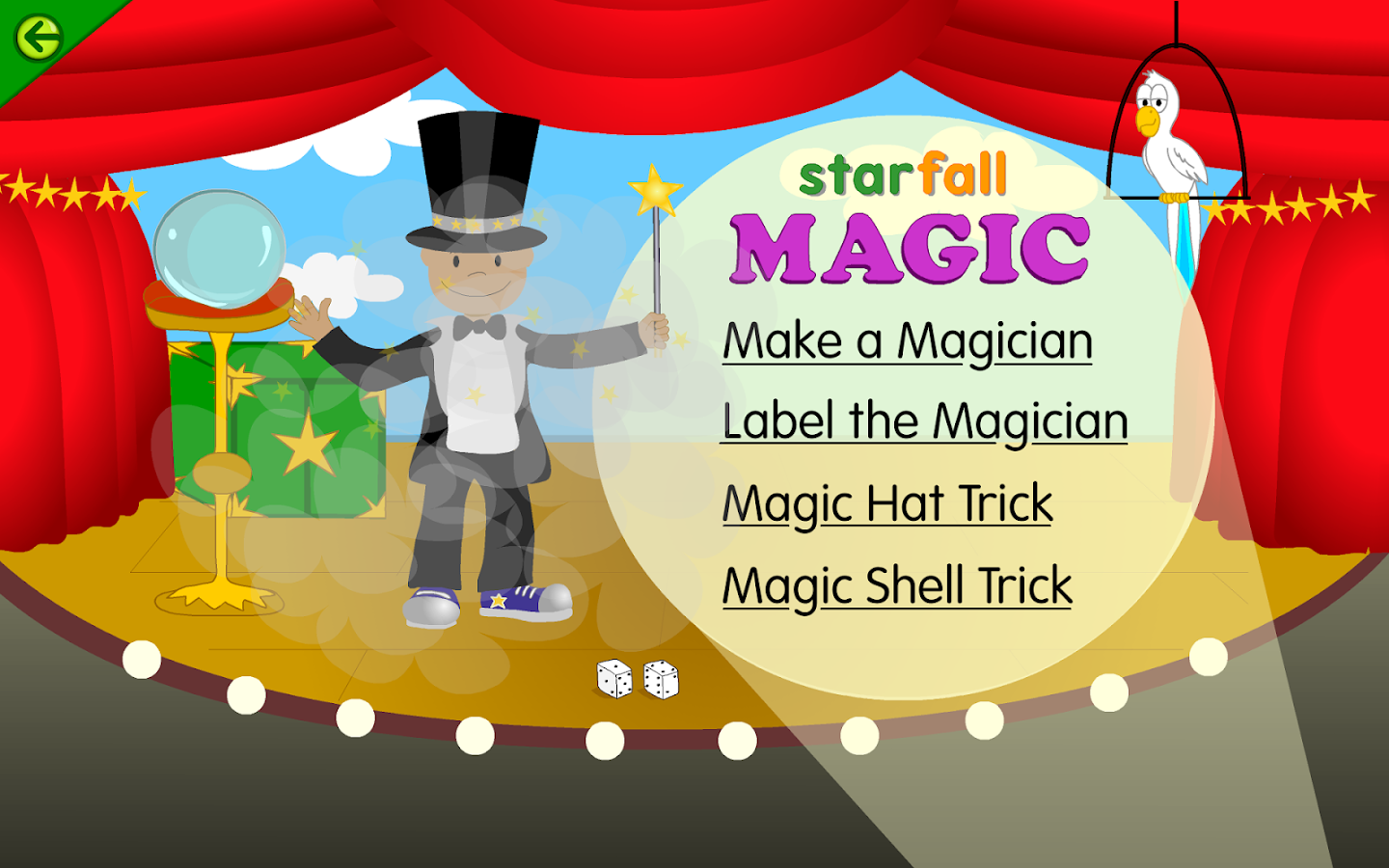 starfall its fun to read screenshot - Wwwstarfallcom Free Download
