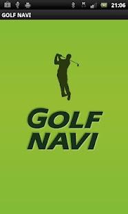 ゴルフナビ(GolfNavi) ゴルフ場マップ/ゴルフ場検索- screenshot thumbnail