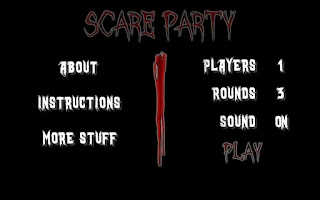 Screenshot of Scare Party Free Spooky Fun