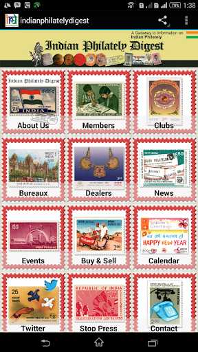 Indian Philately Digest