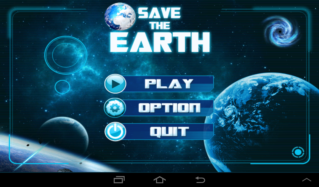 Save The Earth - screenshot