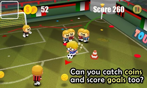 Soccer Stealers- screenshot thumbnail