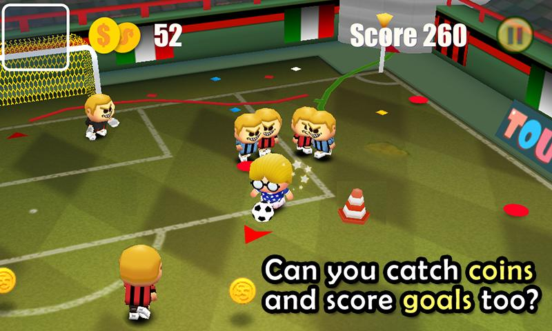 Soccer Stealers- screenshot