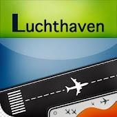Luchthaven - Vlucht-tracker