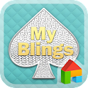 My Blings Dodol Theme logo