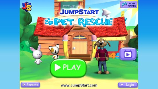 JumpStart Pet Rescue - screenshot thumbnail
