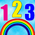 1-100 Numbers Flash Card