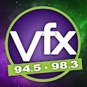 VFX 94.5/98.3 icon