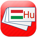Hungarian flashcards icon