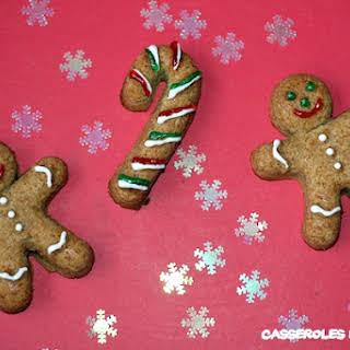 Snowmen Gingerbread.