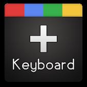 Gplus Keyboard Skin