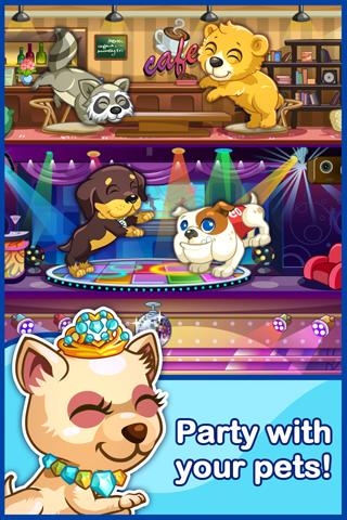 Tap Pet Hotel - screenshot