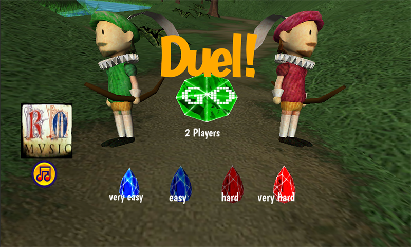 Duel - screenshot
