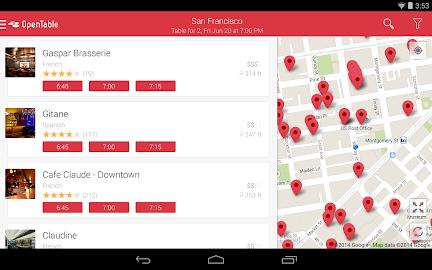 OpenTable: Restaurants Near Me Screenshot 13
