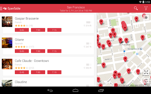 OpenTable: Restaurants Near Me Screenshot 26