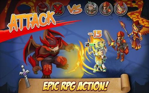 Knights & Dragons Screenshot 6