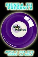 Screenshot of Bola Magica de Preguntas