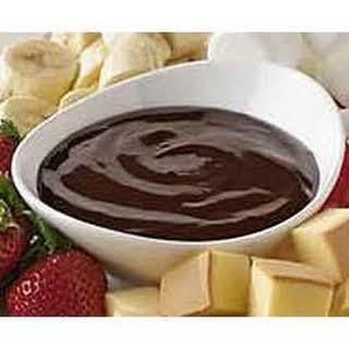 Chocolate Lovers Fondue.